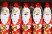 Įvertino advento kalendorius su saldainiais: jie lėkšti