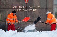 Vilnius planuoja dešimtadaliu mažesnį biudžeto deficitą