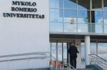 M. Romerio universitetas užsitraukė ministerijos nemalonę
