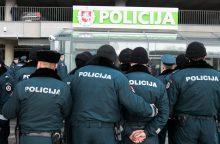 Vilniuje pradedamos naujos policijos areštinės statybos