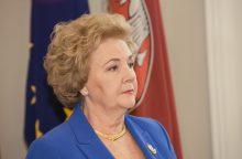 Konstitucinis Teismas: K. Brazauskienė neturi teisės į nemokamą būstą