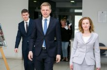 Vilniaus administracijos vadovė atmeta R. Šimašiaus raginimą trauktis