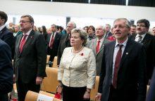 Ką dabar darys partiją palikę socialdemokratai?