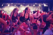 Įkvėpti sportuoti bandys visame pasaulyje žinomi treneriai