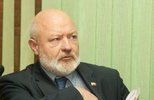 E. Gentvilas siūlo tirti galimą Rusijos verslo ir politikų įtaką Lietuvai