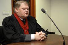 Girtas vairavęs prokuroras D. Baraniūnas bus atleistas nuo atsakomybės?