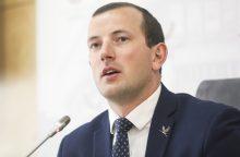 V. Sinkevičius apie valstybės įmonių valdymą: reikia suprasti, kur atėjome