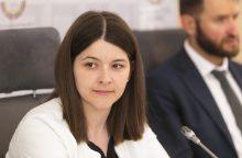 Siūlo biudžete numatyti papildomą finansavimą darželio auklėtojų algoms