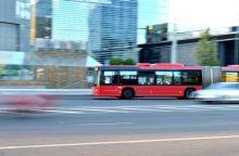 Važinėjate miesto transportu? Išsakykite nuomonę dėl tvarkaraščių