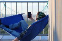 Streso valdymui – programėlė išmaniajame telefone