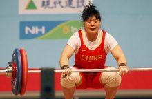 Senos nuodėmės: trijų 2008-ųjų olimpinių čempionių dopingo testai teigiami