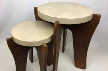 Modernūs ir ekologiški baldai – jau ir iš grybienos