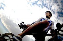 Važinėjimas dviračiu gali sutrikdyti erekciją