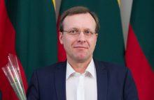 N. Puteikis: pirmą kartą per valstybės istoriją Seime – ne vagys