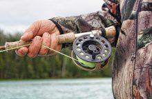 Draudimas žvejoti upėtakius šiemet įsigalios vėliau