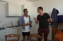 Emigracijos spąstai Kipre: keturiese gyvena 6 kv. m dydžio garažuose