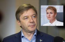 R. Karbauskis apie poravimą su G. Kildišiene: mano žmonai skauda