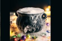 Kaip sukurti įspūdingus rūko efektus Helovino vakarėlyje?