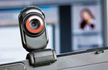 Programišių taikinyje – internetinės kameros ir maršrutizatoriai