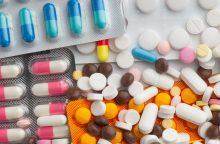 Farmacininkai prieštarauja idėjai vaistus pardavinėti ne vaistinėse