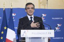 F. Fillonas siūlo receptą Prancūzijos sveikatos sistemai