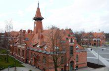 Ambicingai augančioje Klaipėdoje – ambicingas Klaipėdos universitetas