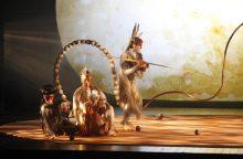 Dramos teatre – premjera vaikams