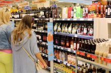 Verslininkai: pardavimai krenta, bet alkoholizmo problema išlieka