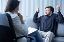 Tyrimas: daugiau kaip pusei lietuvių kreiptis į psichologą vis dar nėra normalu