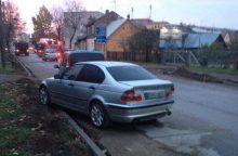 Išgirdo kaunietės pagalbos šauksmą: rastas apdaužytų automobilių kaltininkas