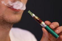 Pirmas toks atvejis: vyras žuvo sprogus elektroninei cigaretei