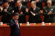Kinijos prezidentas paskelbė apie naują erą
