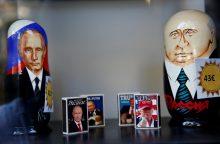 Nesibaigianti drama Europoje: laukia D. Trumpo ir V. Putino susitikimas