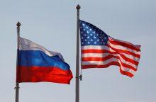 JAV išplėtus sankcijas Rusijai, Maskva rengia atsakomąsias priemones
