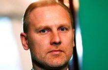 Kandidatas į Latvijos premjerus A. Gobzemas pasiūlė naują koalicijos modelį