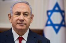 Skandalas dėl komentarų apie Lenkiją ir Holokaustą temdys susitikimą Izraelyje