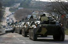 F. Mogerini: Krymo prijungimas prie Rusijos – neigiamas Europos istorijos momentas