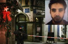 Strasbūro šaudynių įtariamasis: radikalių pažiūrų kriminalinis nusikaltėlis