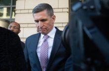 Buvęs D. Trumpo patarėjas M. Flynnas teisėjui sukėlė pasišlykštėjimą