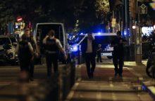 Ispanijos policija areštavo dar vieną Barselonos atakos įtariamąjį