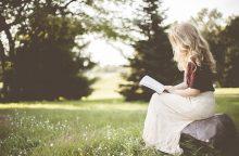Smagiausia atostogų kelionė – į knygą