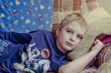 Kauno rajone peršalimo ligos labiausiai atakuoja vaikus