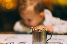 Penkios priežastys, kodėl vaikai turėtų spalvinti