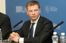 V. Šapoka tikisi koalicijos partnerių palaikymo mokesčių reformai