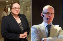 A. Širinskienė pasiekė savo: VMI tirs E. Jakilaičio veiklą