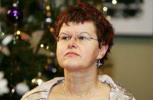 D. Kalinauskaitė: nacionalinė premija nebus paskatinimas rašyti greičiau