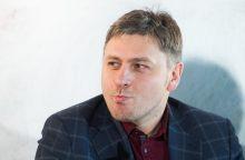 Tolerancijos žmogumi išrinktas dramaturgas M. Ivaškevičius