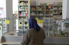 Siūlymas riboti vieno tinklo vaistinių skaičių – atmestas