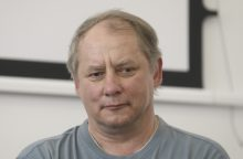 Kunigas J. Sasnauskas: žmonės Lietuvoje yra labai išsiilgę dvasinių dalykų