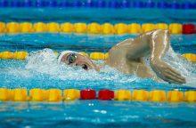 Penki Lietuvos plaukikai Belgijoje kovos finaluose